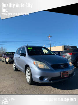 2006 Toyota Matrix for sale at Quality Auto City Inc. in Laramie WY
