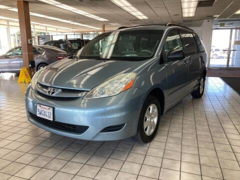 2006 Toyota Sienna for sale at PRICE TIME AUTO SALES in Sacramento CA