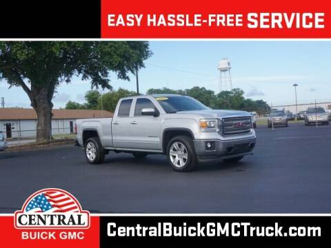 2015 GMC Sierra 1500 for sale at Central Buick GMC in Winter Haven FL