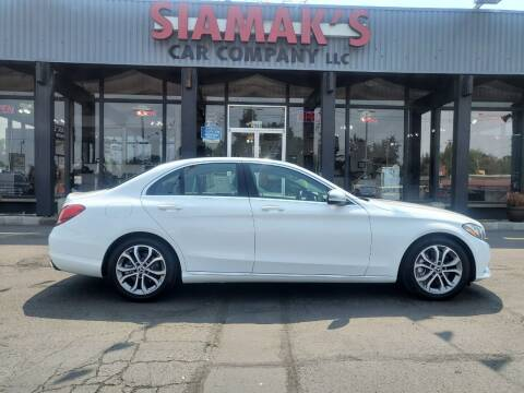 2017 Mercedes-Benz C-Class for sale at Siamak's Car Company llc in Salem OR