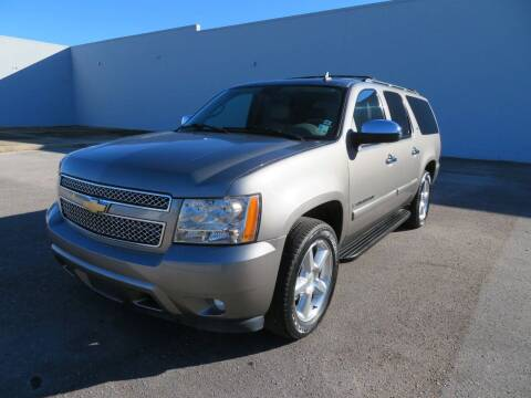2007 Chevrolet Suburban for sale at Access Motors Co in Mobile AL
