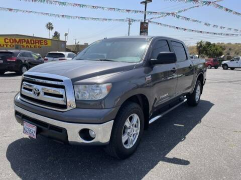 2013 Toyota Tundra for sale at Los Compadres Auto Sales in Riverside CA