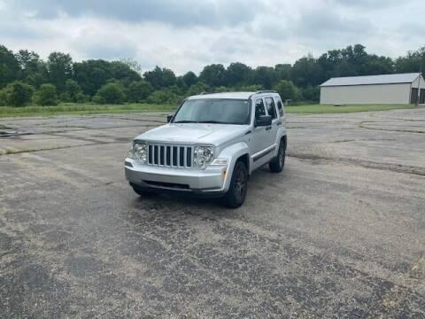 2012 Jeep Liberty for sale at Caruzin Motors in Flint MI