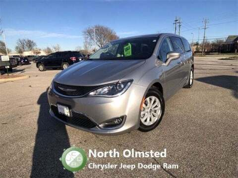 2018 Chrysler Pacifica for sale at North Olmsted Chrysler Jeep Dodge Ram in North Olmsted OH