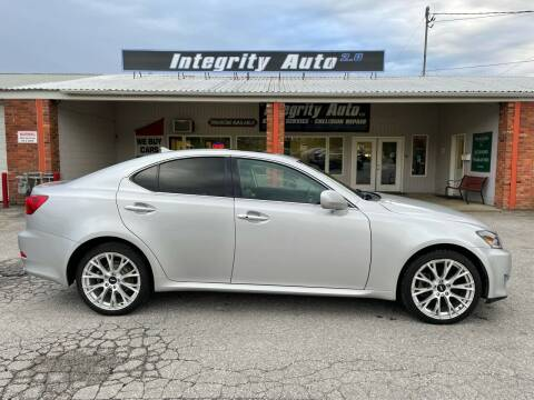 2008 Lexus IS 250 for sale at Integrity Auto 2.0 in Saint Albans VT