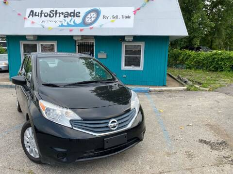 2015 Nissan Versa Note for sale at Autostrade in Indianapolis IN