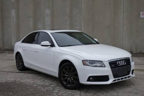 2011 Audi A4 for sale at Albo Auto in Palatine IL