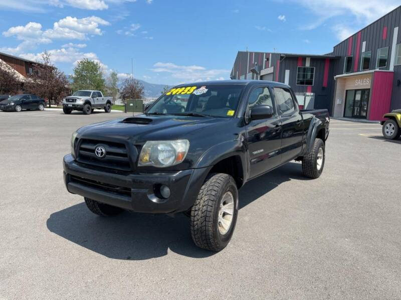 2009 Toyota Tacoma for sale at Snyder Motors Inc in Bozeman MT