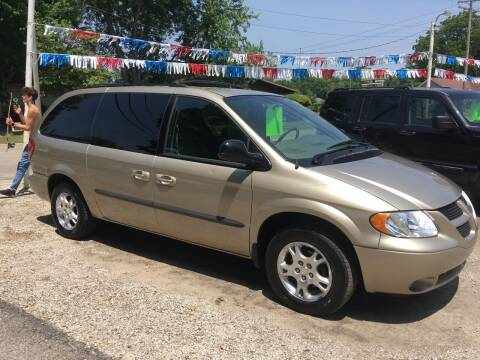 2003 Dodge Grand Caravan for sale at Antique Motors in Plymouth IN