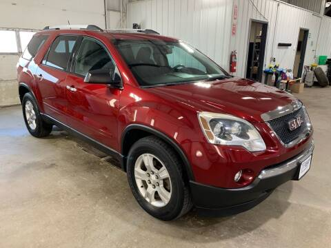 2011 GMC Acadia for sale at Premier Auto in Sioux Falls SD