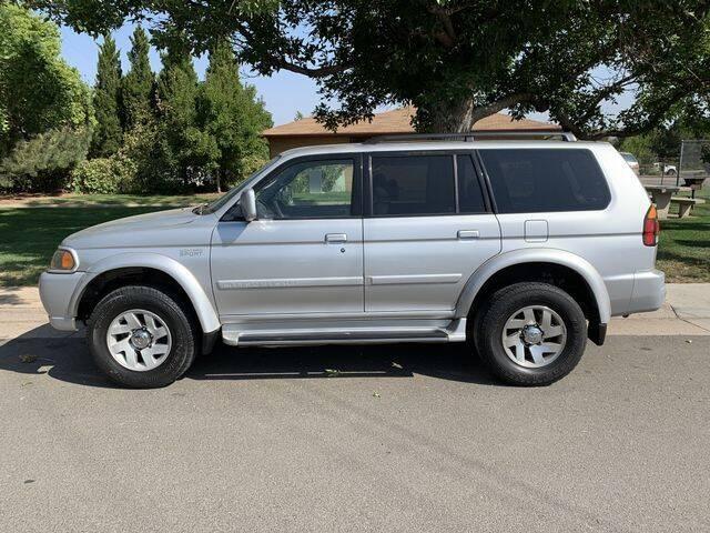 2002 Mitsubishi Montero Sport for sale at Auto Brokers in Sheridan CO