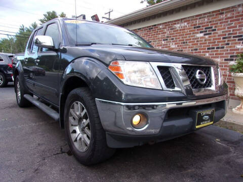 2013 Nissan Frontier for sale at Certified Motorcars LLC in Franklin NH