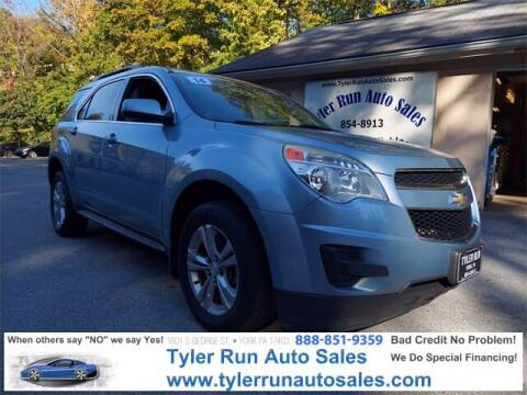 2014 Chevrolet Equinox for sale at Tyler Run Auto Sales in York PA