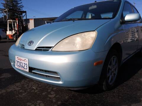 2003 Toyota Prius for sale at AutoDistributors Inc in Fulton CA
