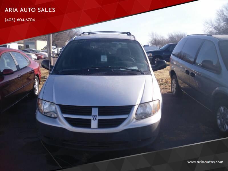 2005 Dodge Caravan for sale in Oklahoma City, OK