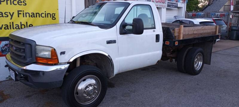 2000 Ford F-450 Super Duty for sale in Saint Louis, MO