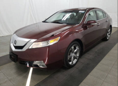 2010 Acura TL for sale at HW Used Car Sales LTD in Chicago IL