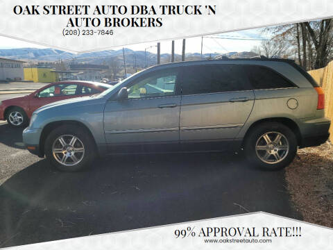 2008 Chrysler Pacifica for sale at Oak Street Auto DBA Truck 'N Auto Brokers in Pocatello ID