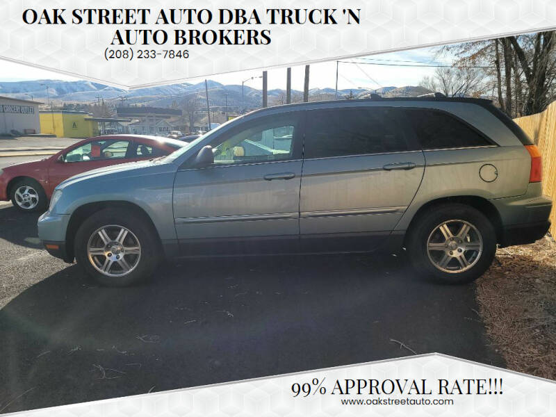 2008 Chrysler Pacifica for sale at Oak Street Auto DBA Truck 'N Auto Brokers in Pocatello ID