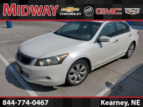 2009 Honda Accord for sale at Midway Auto Outlet in Kearney NE