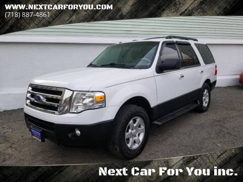 2011 Ford Expedition for sale at Next Car For You inc. in Brooklyn NY