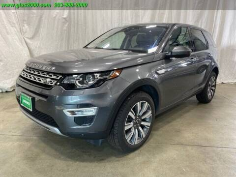2017 Land Rover Discovery Sport for sale at Green Light Auto Sales LLC in Bethany CT