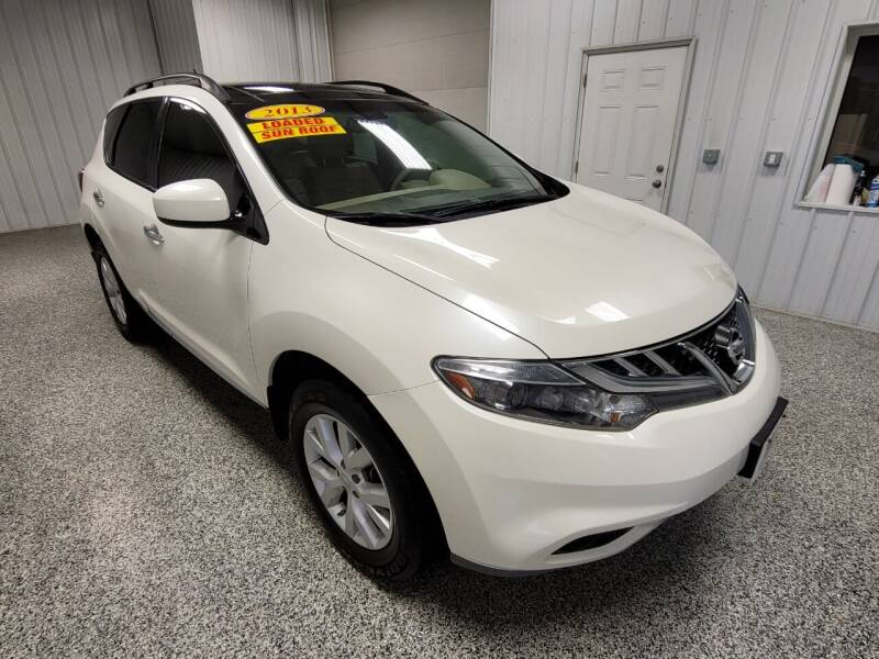 2013 Nissan Murano for sale at LaFleur Auto Sales in North Sioux City SD
