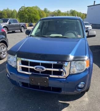 2008 Ford Escape for sale at Gilliam Motors Inc in Dillwyn VA