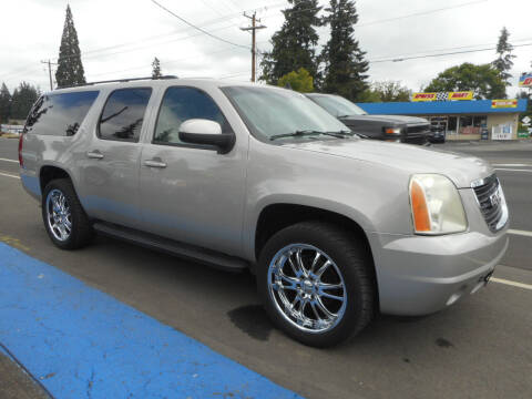 2007 GMC Yukon XL for sale at Lino's Autos Inc in Vancouver WA