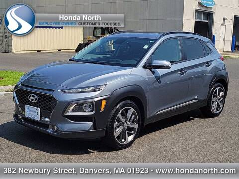 2021 Hyundai Kona for sale at 1 North Preowned in Danvers MA