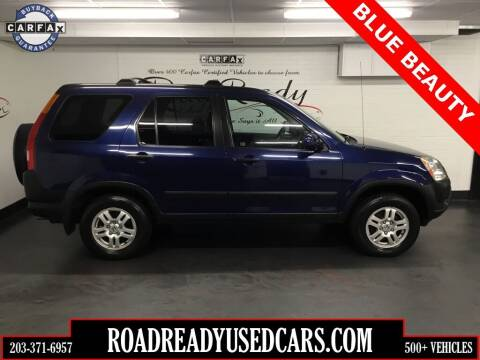 2003 Honda CR-V for sale at Road Ready Used Cars in Ansonia CT