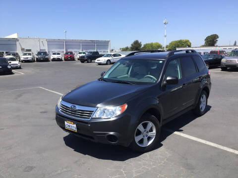 2010 Subaru Forester for sale at My Three Sons Auto Sales in Sacramento CA
