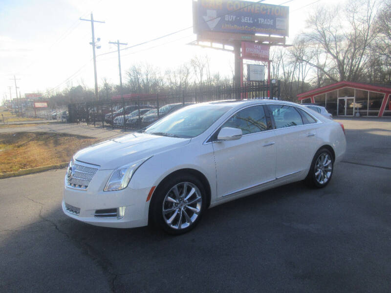 2013 Cadillac XTS for sale at Car Connection in Little Rock AR