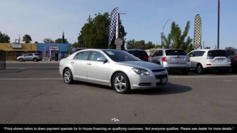 2012 Chevrolet Malibu for sale at Westland Auto Sales in Fresno CA