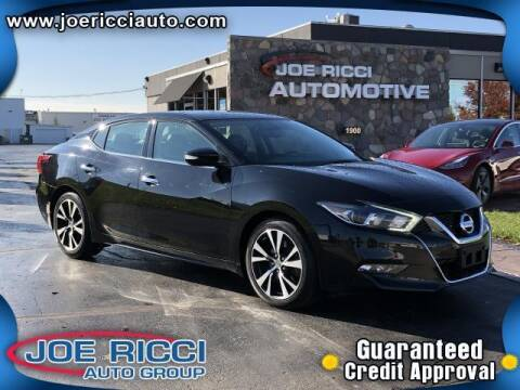 2018 Nissan Maxima for sale at Mr Intellectual Cars in Shelby Township MI