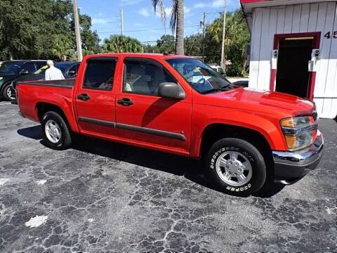 2008 Chevrolet Colorado for sale at DONNY MILLS AUTO SALES in Largo FL
