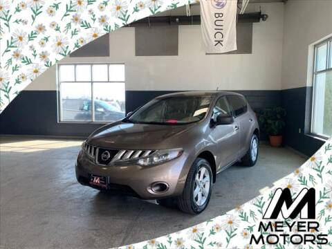 2010 Nissan Murano for sale at Meyer Motors in Plymouth WI