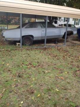 1974 Chevrolet Impala for sale at Haggle Me Classics in Hobart IN