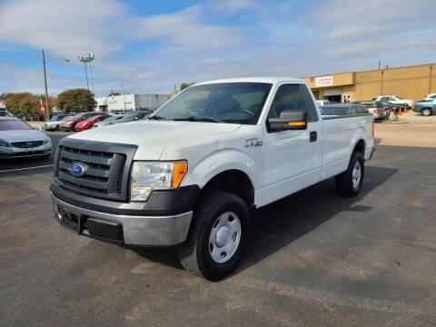 2009 Ford F-150 for sale at Image Auto Sales in Dallas TX