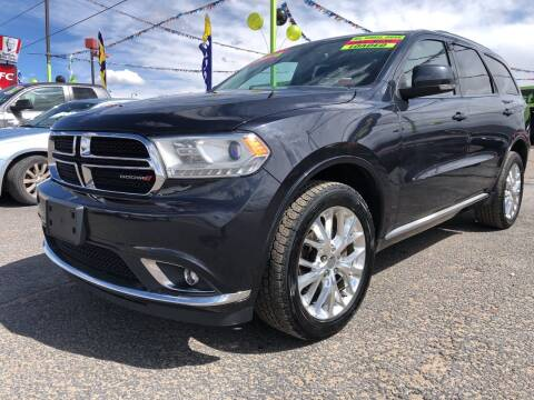 2016 Dodge Durango for sale at 1st Quality Motors LLC in Gallup NM