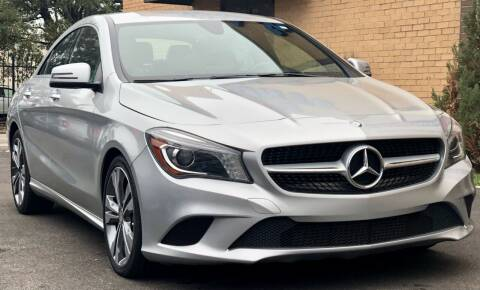 2015 Mercedes-Benz CLA for sale at Auto Imports in Houston TX