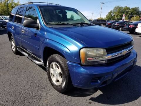 2006 Chevrolet TrailBlazer for sale at Arcia Services LLC in Chittenango NY