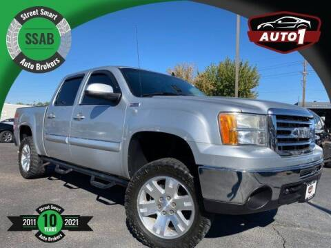 2013 GMC Sierra 1500 for sale at Street Smart Auto Brokers in Colorado Springs CO