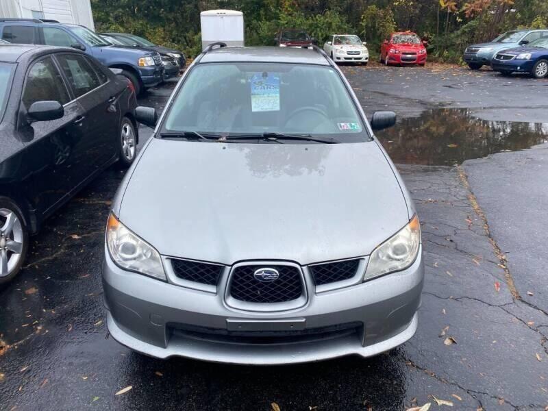 2007 Subaru Impreza for sale at Bethlehem Auto Sales in Bethlehem PA