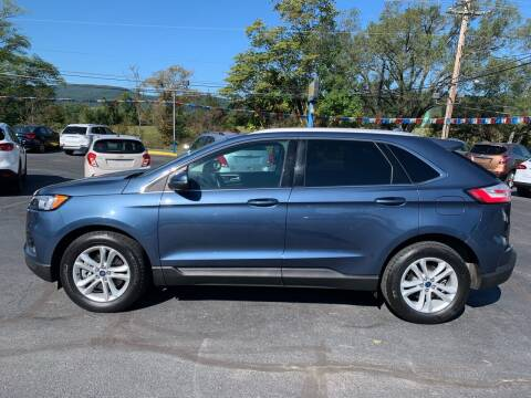 2019 Ford Edge for sale at MAGNUM MOTORS in Reedsville PA