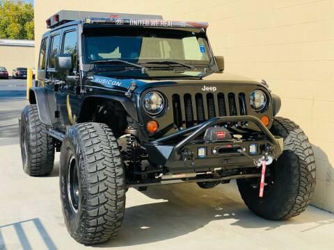 2013 Jeep Wrangler Unlimited for sale at Auto Zoom 916 Rancho Cordova in Rancho Cordova CA