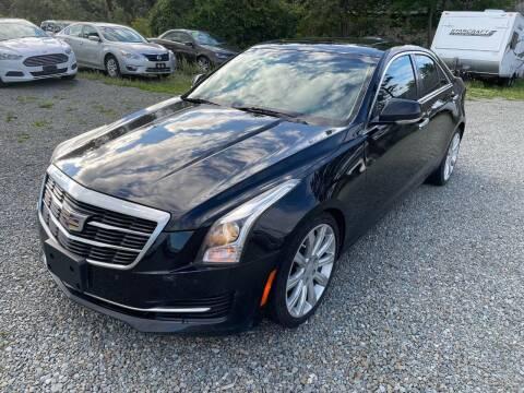 2016 Cadillac ATS for sale at Auto4sale Inc in Mount Pocono PA