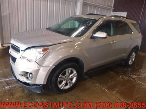 2012 Chevrolet Equinox for sale at East Coast Auto Source Inc. in Bedford VA