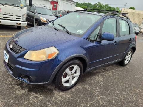 2008 Suzuki SX4 Crossover for sale at JG Motors in Worcester MA