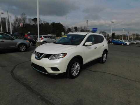 2015 Nissan Rogue for sale at Paniagua Auto Mall in Dalton GA